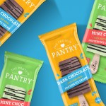 packaging and branding redesign for The Protein Pantry brand