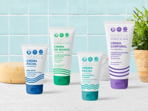 Cosmetic Packaging Design for Dersia