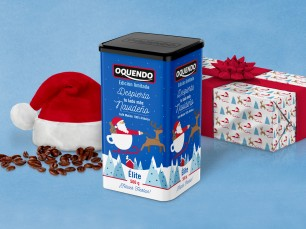Packaging Oquendo Christmas design