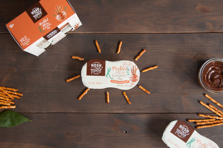 Packaging Design Snack