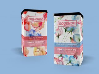 Solidarity Packaging from Oquendo