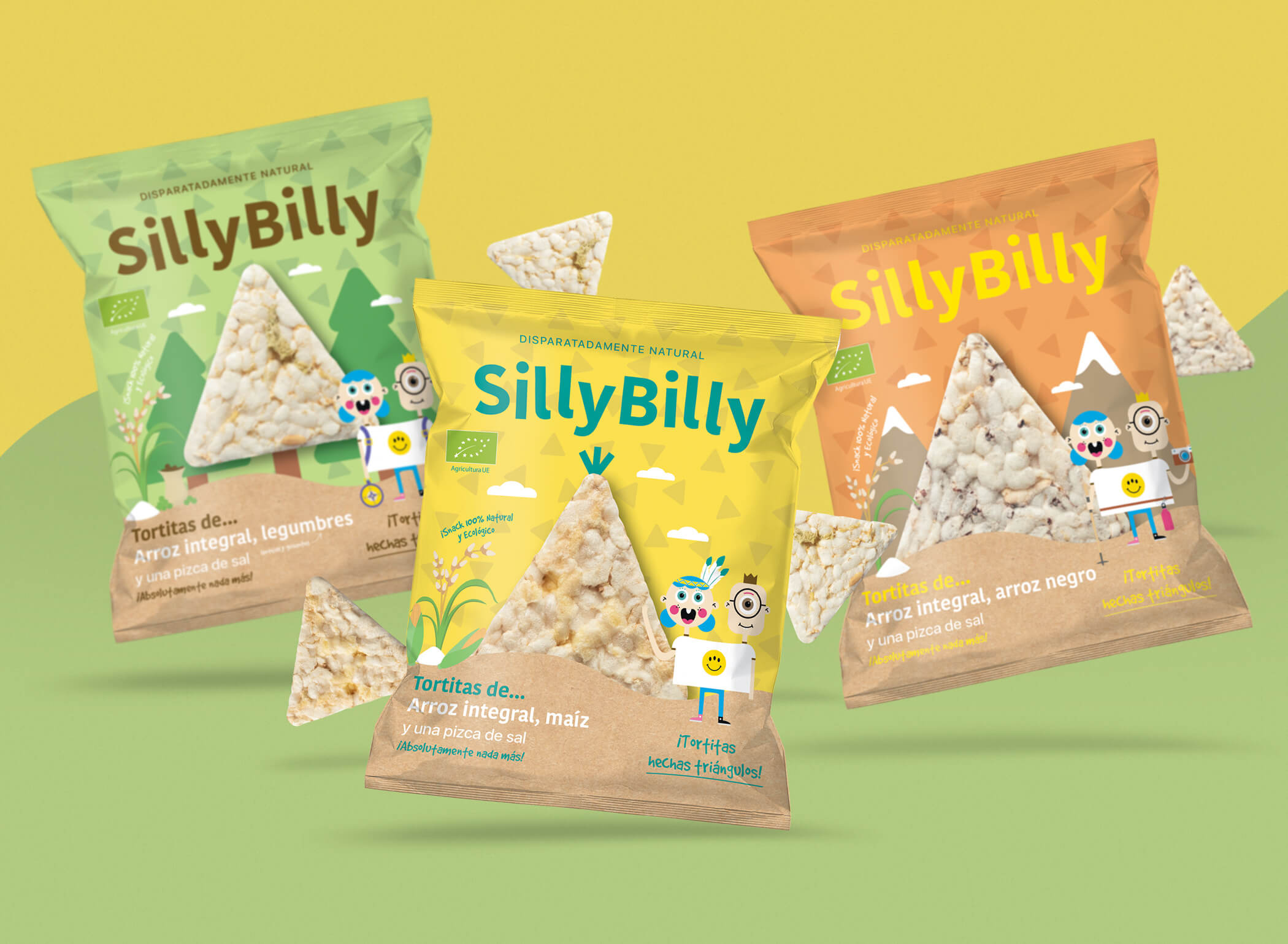 Packaging SillyBilly